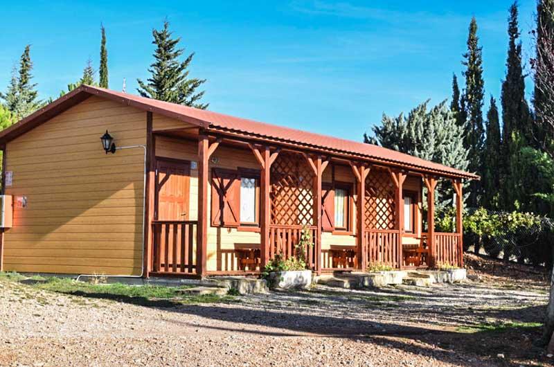 Camping Loarre, Huesca