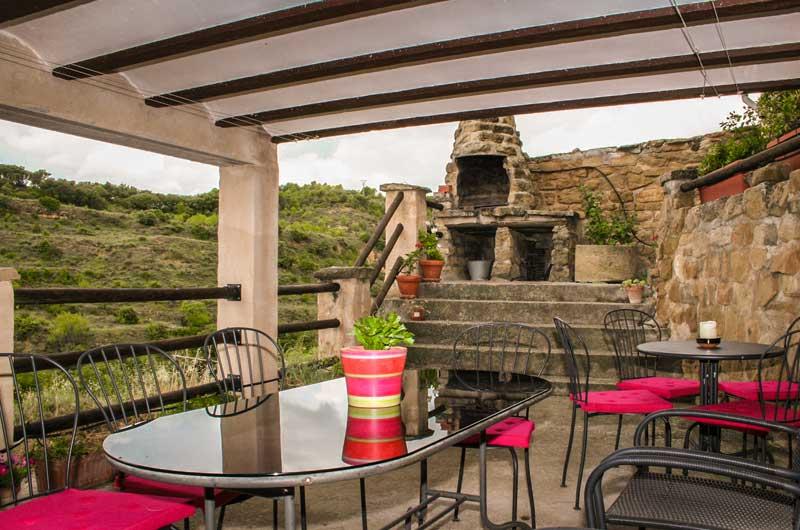 Casa Leandron, Murillo de Gallego, Huesca