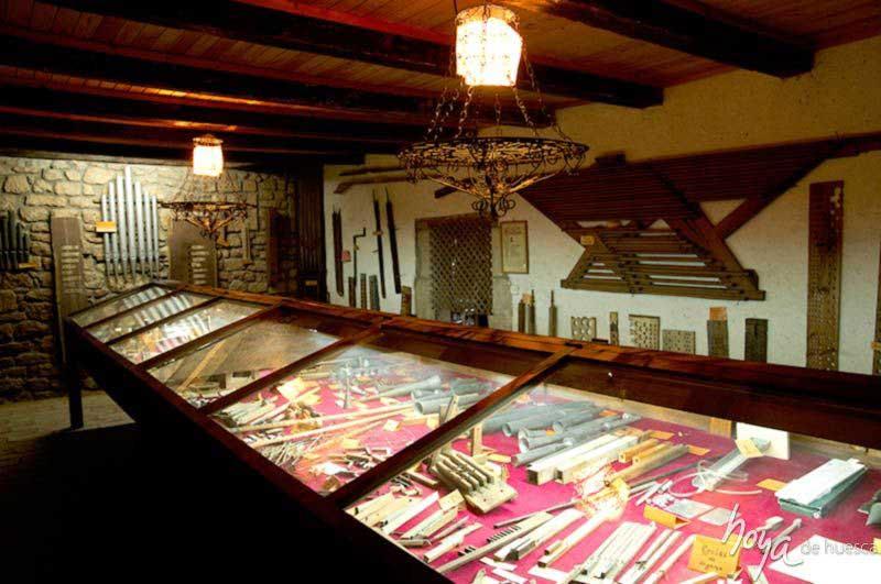 Museo del Organo, Agüero